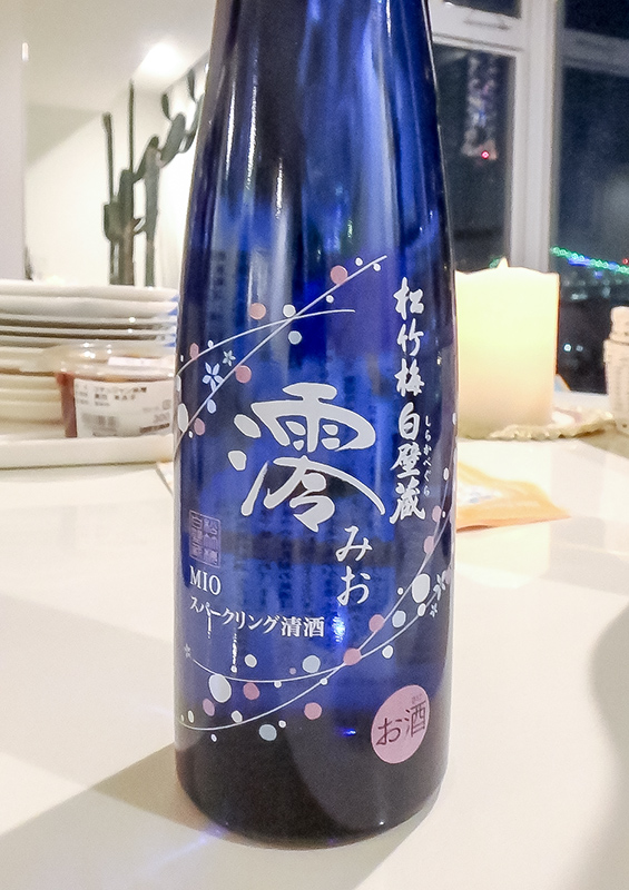 スパークリング日本酒 澪(みお)